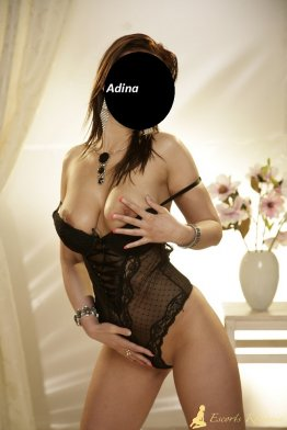 Escort Adina Bucharest